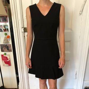 Mango Suit Collection Black Dress NWOT